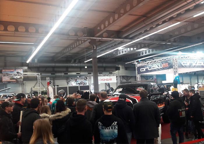 Messe Erfurt 2019