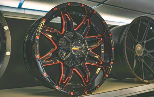 LC-OF3 Red 9×20 6×139.7 / 6×135  ET 0 Preis pro Stück: 599,00€