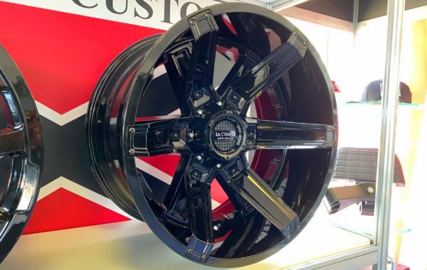 LC-OF16 Black/Black 12×22 5×127 / 5×139.7 / 6×135 / 6×139.7  ET -44 Preis pro Stück: 849,00€